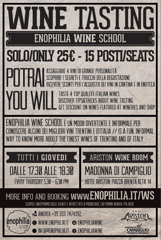 Enophilia Wine School