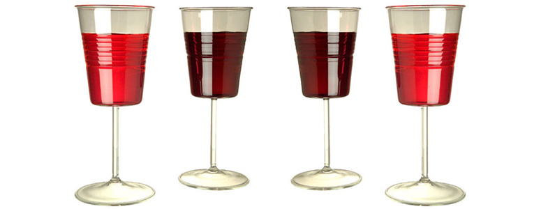 il bicchiere giusto?